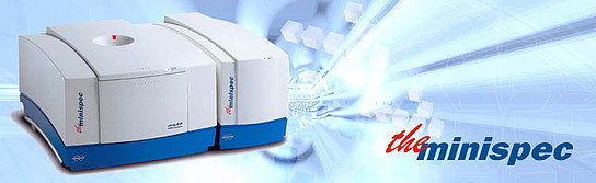 Minispec TD-NMR Analyzers